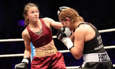 Belgische wereldkampioene boksen Oshin Derieuw moet olympische droom opbergen door knieblessure