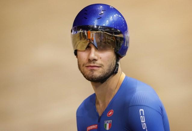 Filippo Ganna verbetert wereldrecord individuele achtervolging