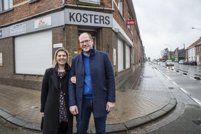 """Bekende buurtwinkel Kosters heropent als frituur: """"We gaan de naam zeker behouden"""""""