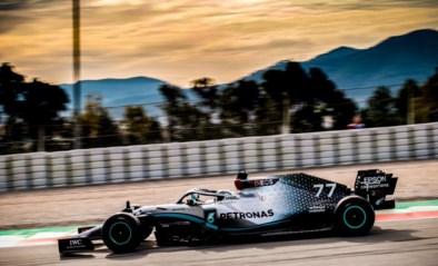 Mercedes snelste op laatste F1-testdag, Ferrari toont zich ook