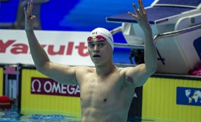 TAS zet Chinese topzwemmer Sun Yang acht jaar aan de kant