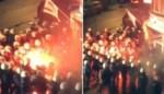 """Gent-supporters in de clinch met politie: """"Ze gooiden met bierflesjes"""""""