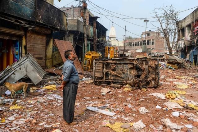 Rust is weergekeerd in New Delhi: dodental na protesten opgelopen tot 38
