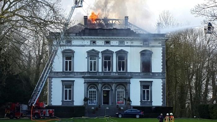 Afgebrand historisch kasteel van Imde eindelijk verkocht