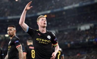 Kevin De Bruyne verkozen tot speler van de week in de Champions League
