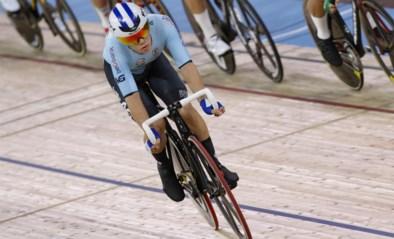 Fabio Van Den Bossche zestiende in omnium op WK, Fransman Benjamin Thomas wint