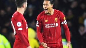 Sensatie in Premier League: voorlaatste smeert leider Liverpool 3-0 eerste nederlaag in meer dan een jaar aan