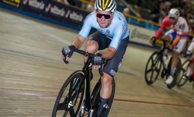 Fabio Van Den Bossche start met zeventiende plaats in omnium