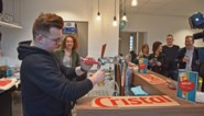 Oud politiekantoor omgebouwd tot bruisend jongerencafé