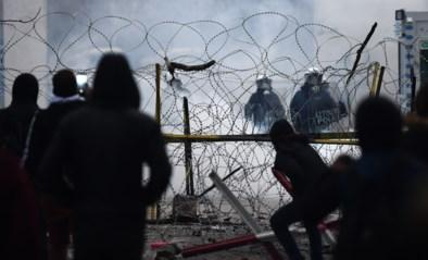 Erdogan bevestigt: grens met Europa blijft open, duizenden migranten proberen over te steken