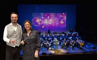 Ondernemer en cultuurschepen dirigeren voor één dag orkest