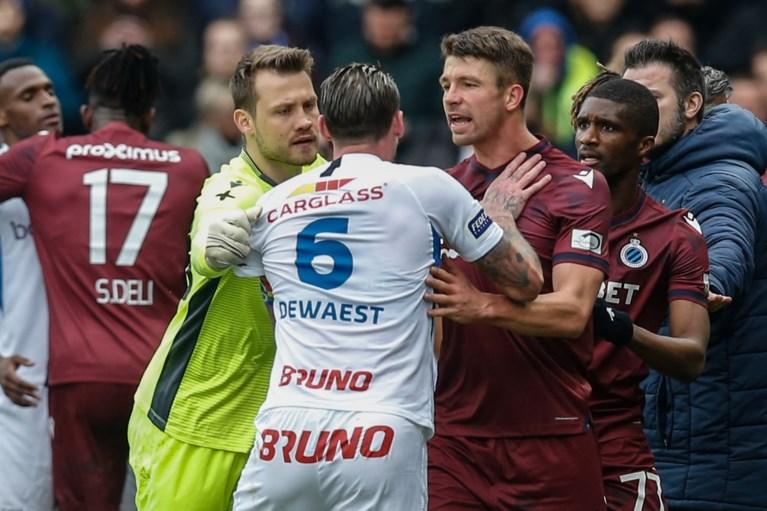 Mats Rits redt Club Brugge alweer in slotfase, Genk moet vrezen voor Play-off 1