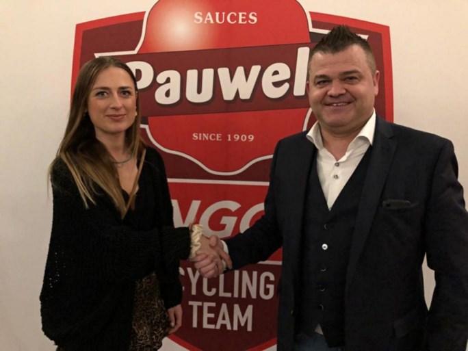 Laurens Sweeck en Denise Betsema verlengen contract bij Pauwels Sauzen-Bingoal
