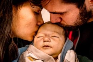 """Jonge ouders verliezen twee kindjes in vier maanden: """"Montevallo en Clémentine zullen altijd een deel van ons gezin blijven"""""""