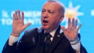 Erdogan vraagt Merkel lasten van vluchtelingencrisis eerlijker te verdelen