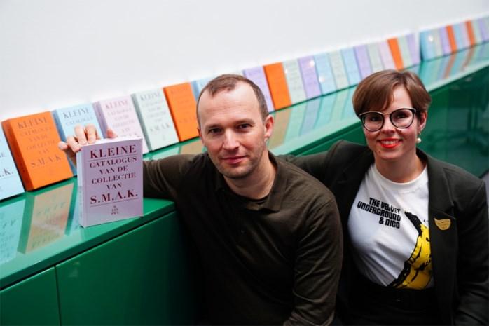 SMAK heeft na 20 jaar eindelijk catalogus voor kinderen