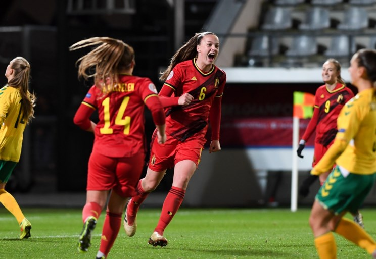 """Red Flames nemen tweede keer deel aan prestigieuze Algarve Cup: """"Een ideale test voor ons"""""""