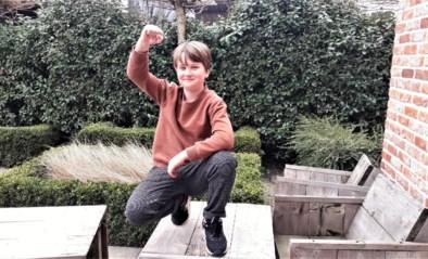 "Louis speelt Jefke in Daens: ""Ik mag ruiten ingooien"""