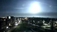 """""""Steentje tegen de voorruit van de aarde"""" veroorzaakt heldere lichtflits boven België"""