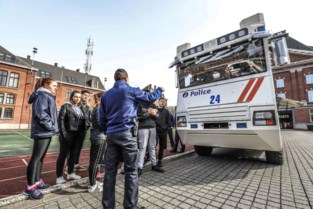 Politie stoomt jongeren klaar tot nieuwe kadetten voor defilé van 21 juli