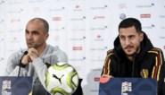 """Bondscoach Roberto Martinez vreest niet voor EK zonder Eden Hazard: """"Hoeven ons niet ongerust te maken"""""""