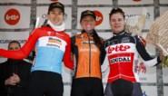 Straf: Kopecky sprint naar derde plaats in Le Samyn en rijdt dan 114 kilometer naar huis