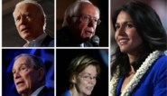 Super Tuesday: wie zijn de vijf laatste Democraten in de race tegen Trump?