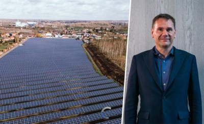 """De Vlaming die Wallonië vol zonnepanelen legt: """"We voorzien al zeker 130.000 mensen van stroom"""""""