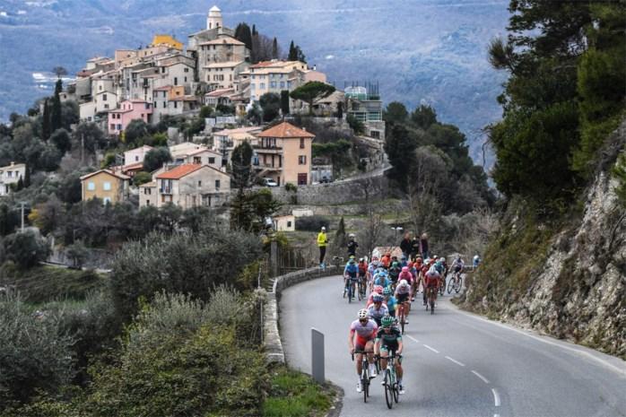 Geen koers in Italië: teams en renners op zoek naar plan B, het wordt drummen in Parijs-Nice