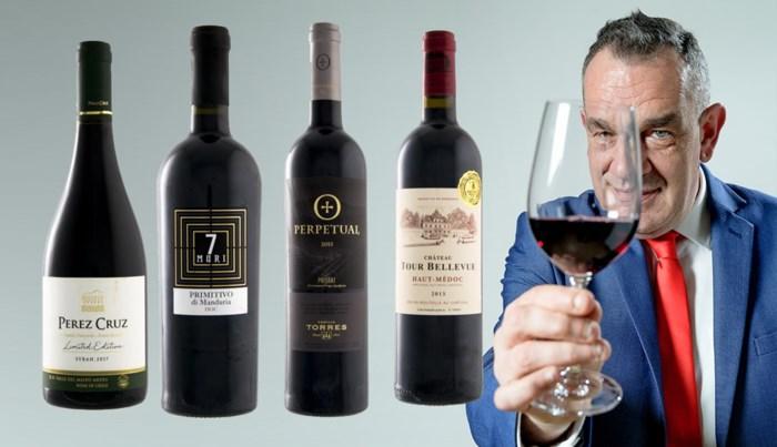 """Onze wijnkenner Alain Bloeykens selecteert bewaarwijnen: """"Een bont allegaartje"""""""