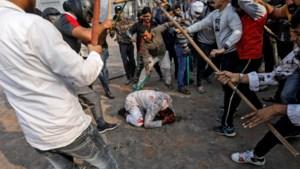 """'Moslimvrij district' in Delhi na tientallen moorden: """"Hoe kan ik bewijzen dat ik Indiër ben?"""""""