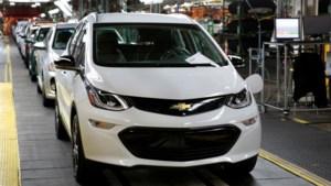 General Motors investeert 20 miljard in elektrische auto's