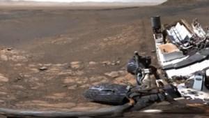 """Marsrover maakt meest gedetailleerde foto van Mars ooit: """"Net beelden uit een sciencefictionfilm"""""""