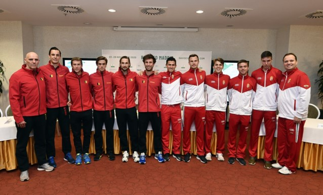 Belgische mannen willen net zoals vorig jaar stunten in Davis Cup zonder David Goffin
