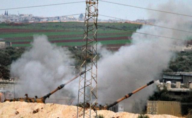 """Turkije: """"Twee soldaten gedood door Syrië in Idlib"""""""