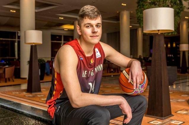 Baskettalent Haris Bratanovic weg bij Barcelona