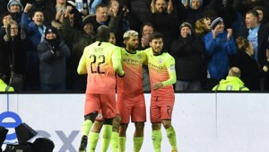 Manchester City zonder Kevin De Bruyne door in FA Cup, ook Praet en Tielemans bekeren verder