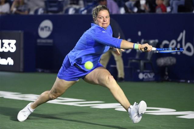 """Kim Clijsters nu naar Indian Wells, wat met Fed Cup? """"Ik wil in geen geval een plaats innemen"""""""