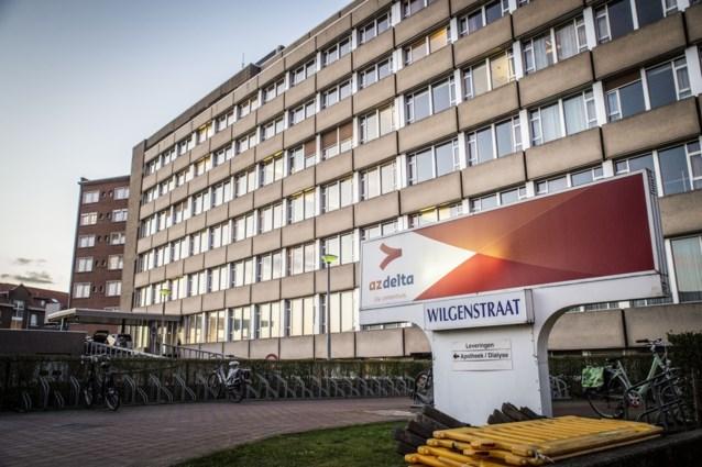 Eerste gevallen van coronabesmetting in AZ Delta en Ruiselede