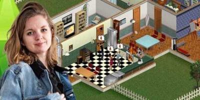 Onze reporter brengt een ode aan 'De Sims': het videospelletje waarin je kunt vrijen met wie je wil, maar ook baby's kan grillen
