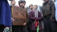 """Greta Thunberg voert Belgische klimaatjongeren aan: """"EU moet uitstoot verminderen in 2020"""""""