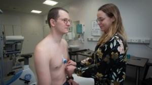UHasselt ontwikkelt pleister voor hart-en longpatiënten