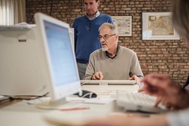 1 op 6 werklozen heeft zelfs geen mailadres