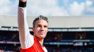 Robin van Persie keert terug bij Feyenoord als spitsentrainer