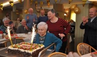 Yvonne werd 108, maar uitgebreid vieren zit er voorlopig niet in. Met dank aan het coronavirus