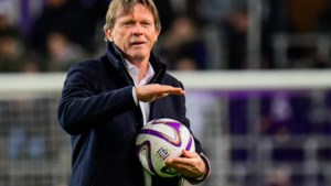 """Frank Vercauteren wil geen item maken  van zijn contractsituatie: """"Ik koos voor Anderlecht voor de lange termijn"""""""