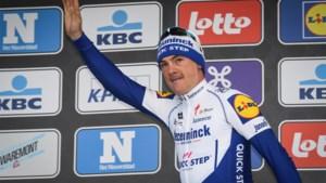 """Yves Lampaert hinkt op twee gedachten na sprintverlies: """"Laat ons hopen dat ik dan de Ronde van Vlaanderen win"""""""