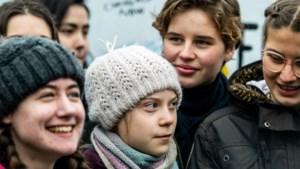 Gretha Thunberg betoogt vrijdag in Brussel tegen Europese Green Deal