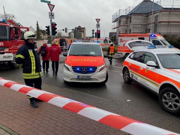 """Man die inreed op carnavalstoet in Duitsland """"weet niet meer waarom hij dat gedaan heeft"""""""