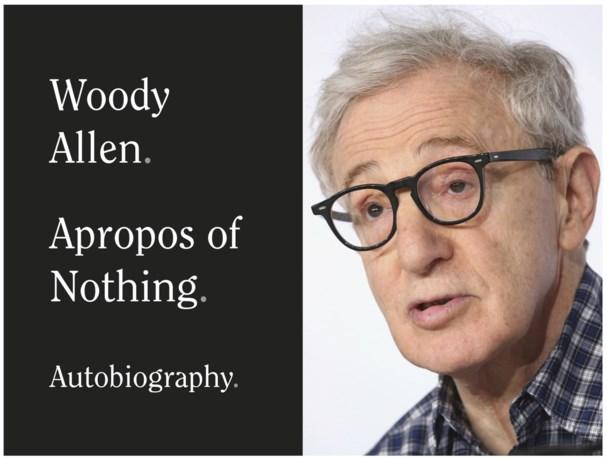 Medewerkers uitgeverij betogen tegen publicatie autobiografie van Woody Allen
